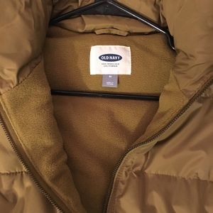 Puffer Jacket. Old Navy.